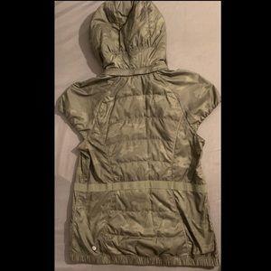 lululemon athletica Jackets & Coats - Lululemon Camo Green Puffy Vest